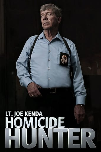 Homicide Hunter: Lt. Joe Kenda Poster