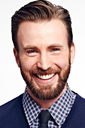 Chris Evans alias Steve Rogers / Captain America