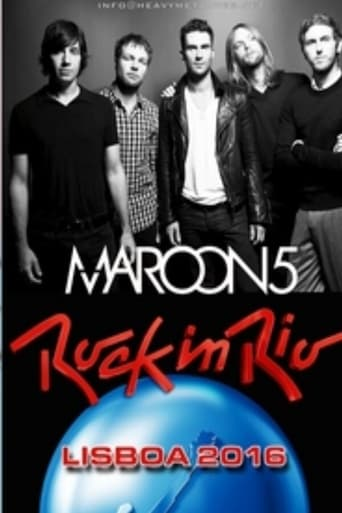 Poster of Maroon 5 - Rock In Rio Lisboa