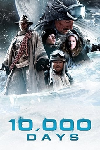 Poster of 10,000 Days