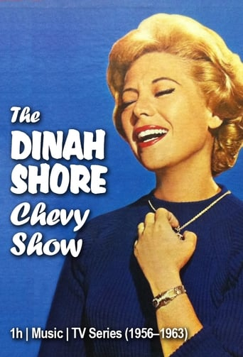 poster of The Dinah Shore Chevy Show