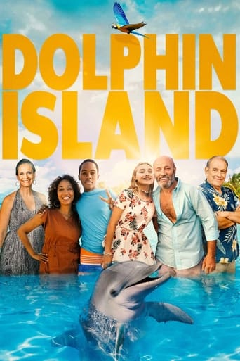 Dolphin Island Poster