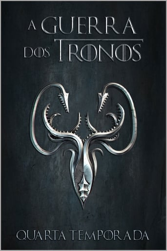 Game of Thrones 4ª Temporada - Poster