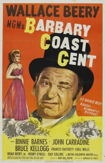 Barbary Coast Gent
