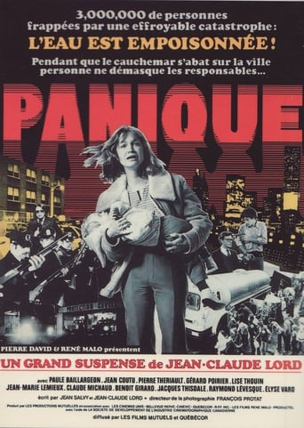 Poster of Panique
