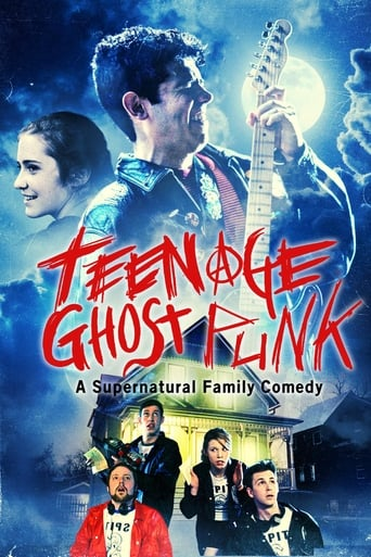 Poster of Teenage Ghost Punk