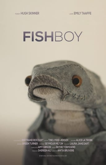 Poster of Fish Boy