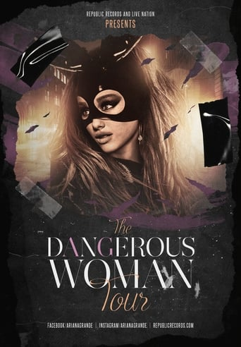 Poster of Dangerous Woman Tour: The Movie