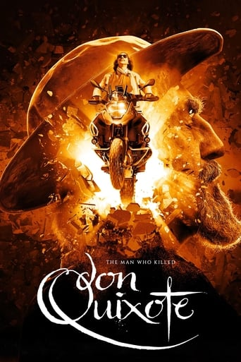 Poster of The Man Who Killed Don Quixote fragman