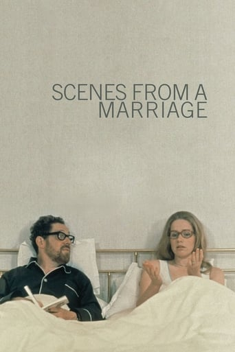 Poster of Scenes from a Marriage