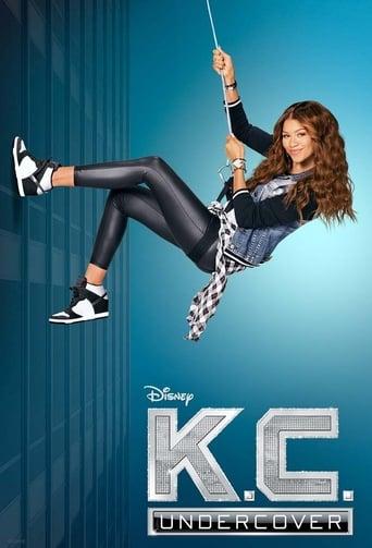 K.C. Undercover Poster