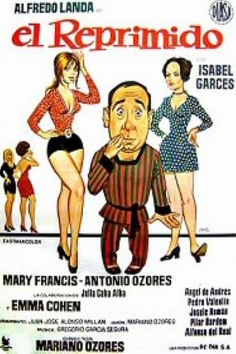 Poster of El reprimido