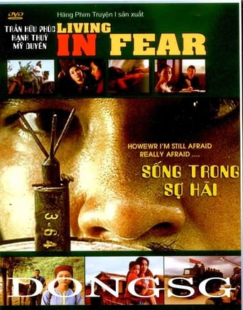 Poster of Living in Fear