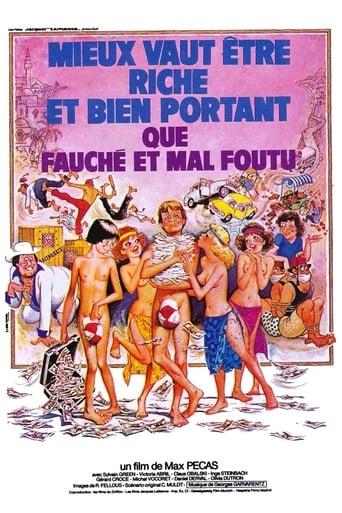 Poster of Mieux vaut être riche et bien portant que fauché et mal foutu
