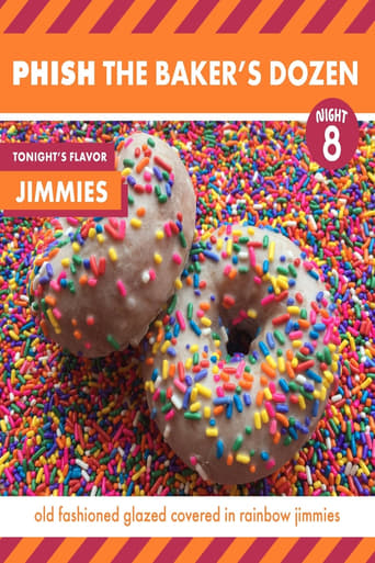 Watch Phish The Baker's Dozen Night 08 Jimmies full movie downlaod openload movies