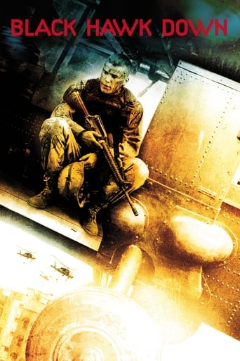 Poster of Black Hawk Down