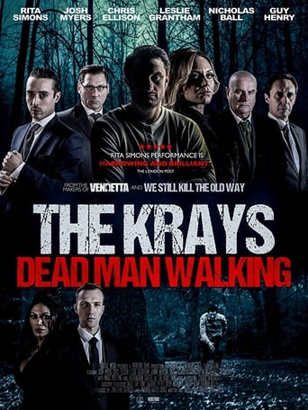 Poster of The Krays: Dead Man Walking