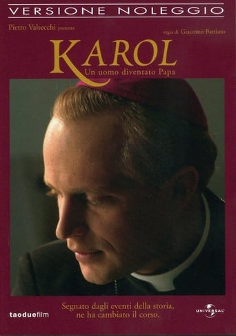 Poster of Karol: A Man Who Became Pope