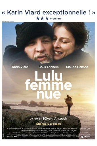 Poster of Lulu in the Nude