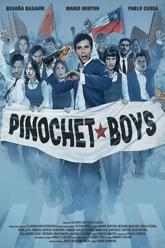 Poster of Pinochet Boys