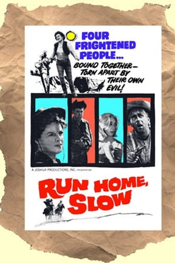 Poster of Run Home Slow