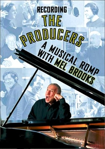 Poster of Recording the Producers: A Musical Romp with Mel Brooks