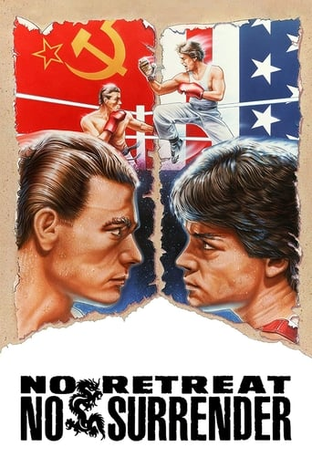 Poster of No Retreat, No Surrender