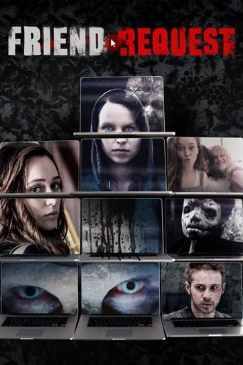 Poster of Friend Request fragman