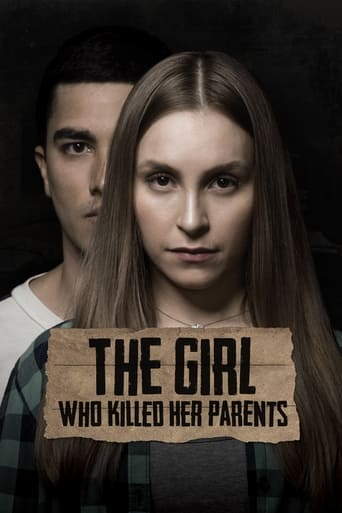Poster The Girl Who Killed Her Parents