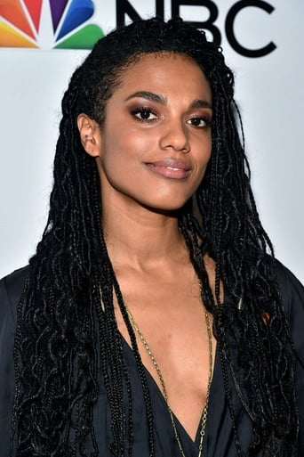 Freema Agyeman alias Helen Sharpe