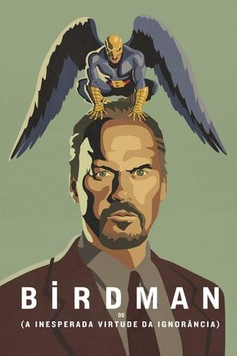 Birdman ou (A Inesperada Virtude da Ignorância) - Poster