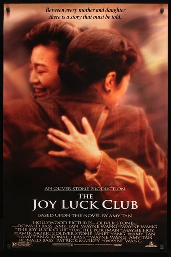 Poster of The Joy Luck Club