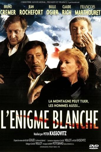 L'énigme blanche Movie Poster