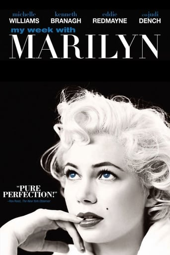 'My Week with Marilyn (2011)