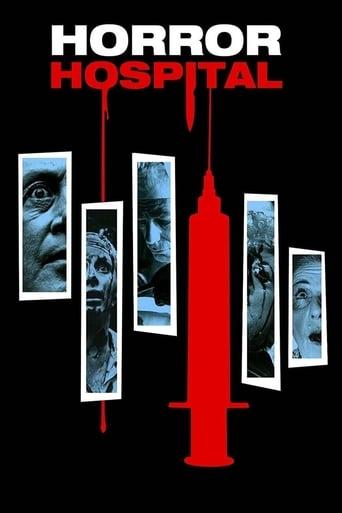Horror Hospital (1973) - poster