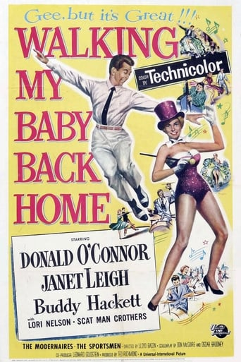 Poster of Walking My Baby Back Home