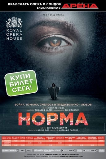 Poster of The ROH Live: Norma
