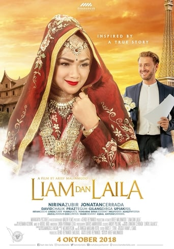 Liam dan Laila movie poster