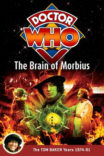 Poster of Doctor Who: The Brain of Morbius