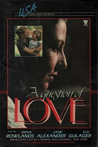 Watch A Question of Love Online Free Putlocker