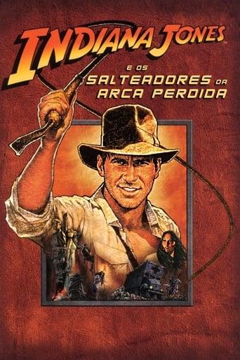 Os Caçadores da Arca Perdida - Poster