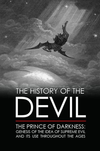 Poster of The History of the Devil