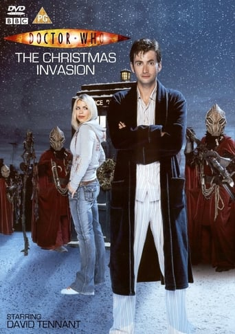 Poster of Doctor Who: The Christmas Invasion
