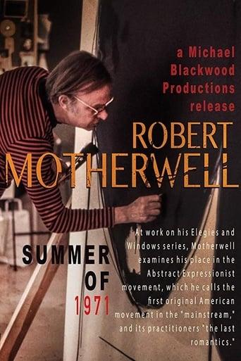 Robert Motherwell: Summer of 1971 (1972)