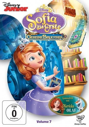 Poster of Princess Sofia: The Secret Bookstore