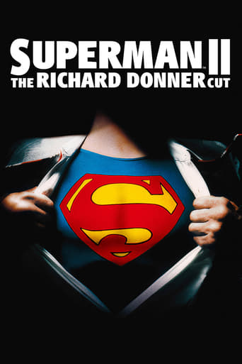 Poster of Superman II: The Richard Donner Cut