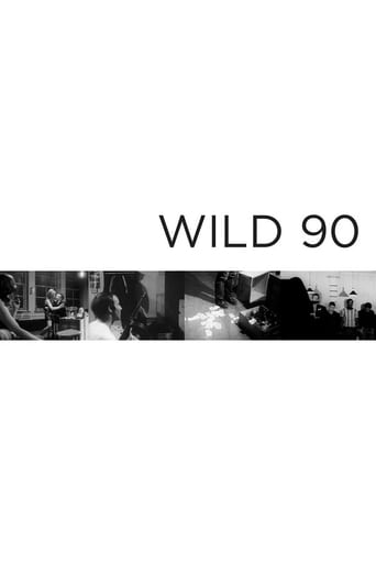 Poster of Wild 90