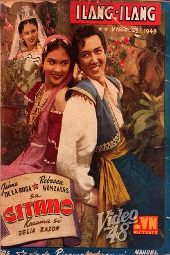 Poster of Gitano