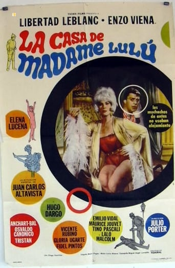 Watch La casa de Madame Lulú Full Movie Online Putlockers