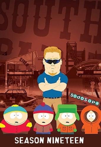 South Park 19ª Temporada - Poster